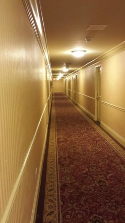 The Read House Historic Inn And Suites: Hallway