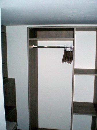 Moselschlösschen: Walk-in closet