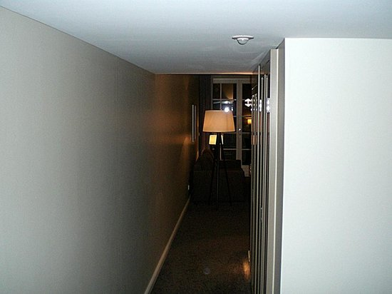 Moselschloesschen : Corridor in the room