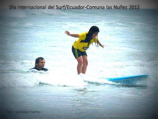 Balsa Surf Camp: surf school