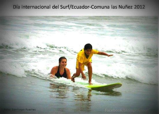 Balsa Surf Camp: Child surf school