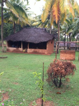 Isola Di Cocco Beach Resort : Location near our room