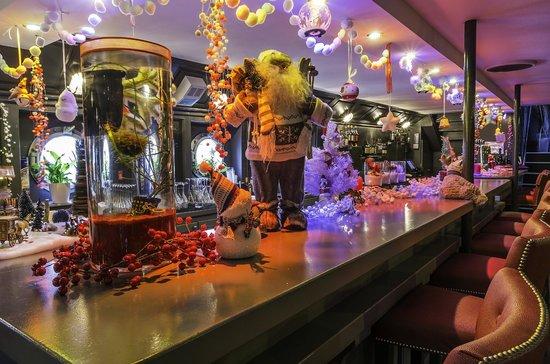 La Peniche : Bar Noël