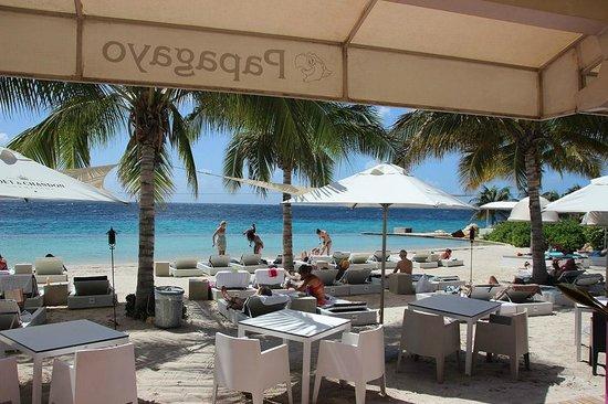 Papagayo Beach Hotel: Papagayo Beach Club & Breakfast / Frühstück