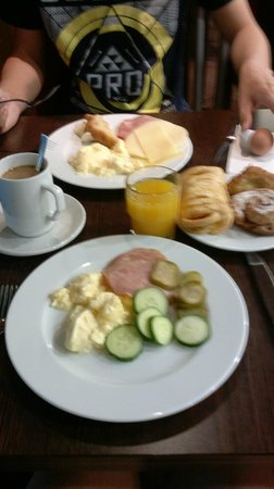 Kalev Spa Hotel & Waterpark: Breakfast