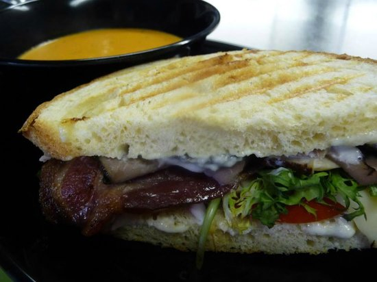 Peace Arch City Cafe: Soup & Sandwich Combinations