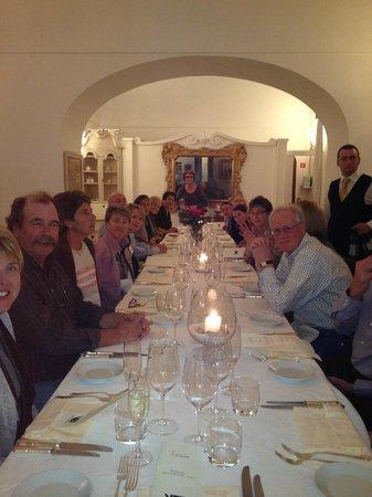 Al Palazzo: Farewell Dinner