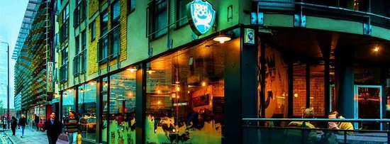 Photo of Nightclub BrewDog Shoreditch at 51-55 Bethnal Green Road, London E1 6LA, United Kingdom