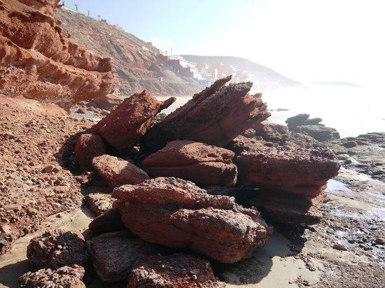 Legzira Beach : Legzira