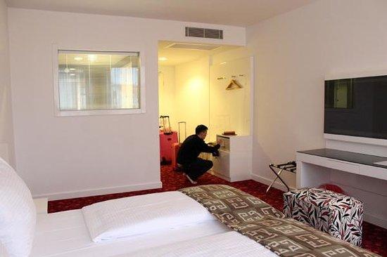 Hotel Bayers: room 601