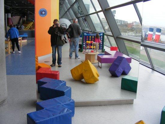 Glasgow Science Centre: Selfie