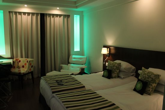 Peppermint Hotel : Room