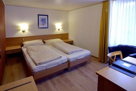 Hotel Roessli : My room at the Roessli