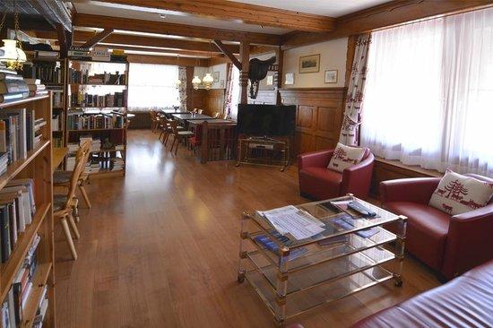 Hotel Roessli : Lounge