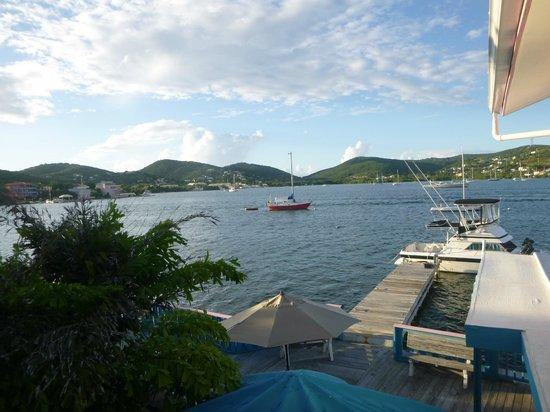 Villa Fulladoza Guest House: The view