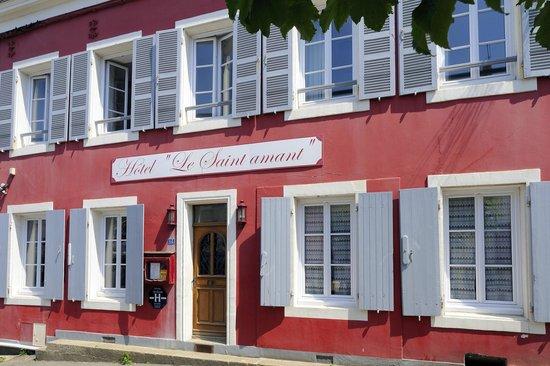 Hotel Le Saint Amant : Hôtel Le Saint Amant