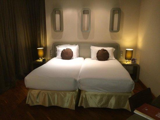 H10 Casanova : Zimmer mit modernem Design