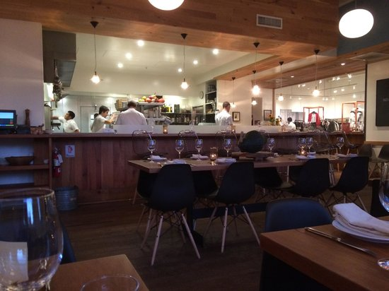 Photo of Italian Restaurant Piccino Cafe at 1001 Minnesota St, San Francisco, CA 94107, United States