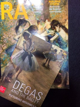 Royal Academy of Arts: Degas