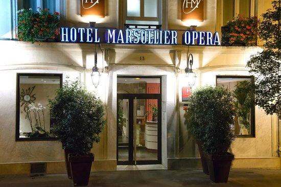 Hotel Louvre Marsollier Opera