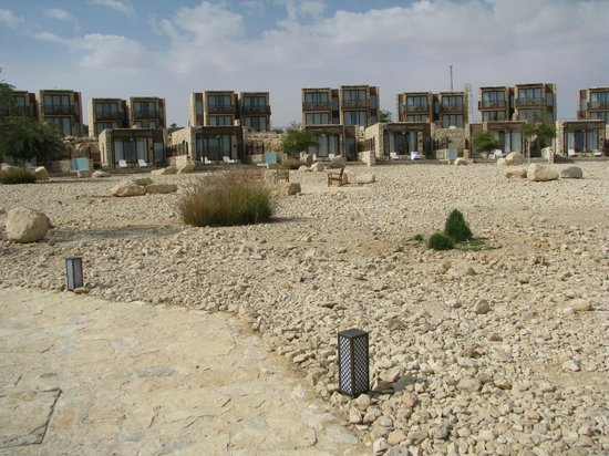Beresheet Hotel by Isrotel Exclusive Collection: View of 4 unit villas