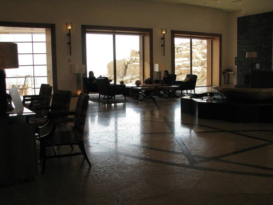 Beresheet Hotel by Isrotel Exclusive Collection: Lobby area
