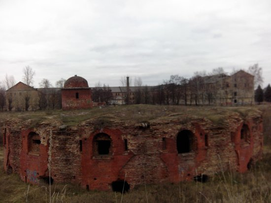‪Bobruisk Fortress‬