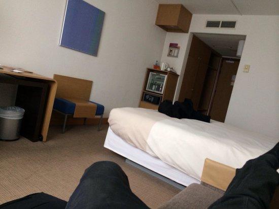 Novotel Krakow City West: Superior room