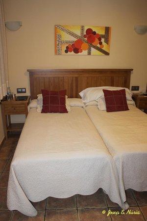 Hotel Medina de Toledo : Habitación 301