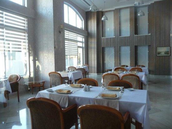Askoc Hotel: Restaurant