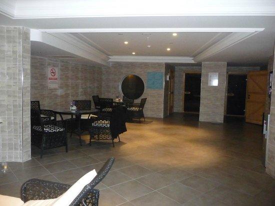 Askoc Hotel: Spa-Bereich