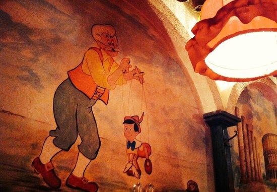 Da Geppetto: Geppetto