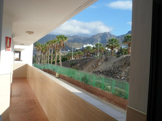 Laguna Park 1: View from the front door of E203