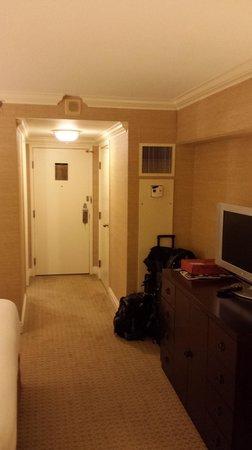 Hyatt Regency Bellevue: Spacious room
