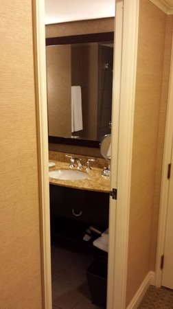 Hyatt Regency Bellevue : Bathroom