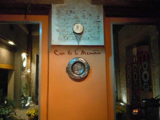 Casa de la Memoria : la sala da flamenco