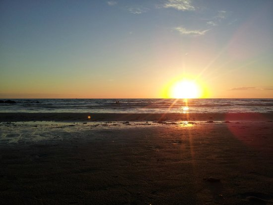 A&D Suite : Il tramonto sulla spiaggia