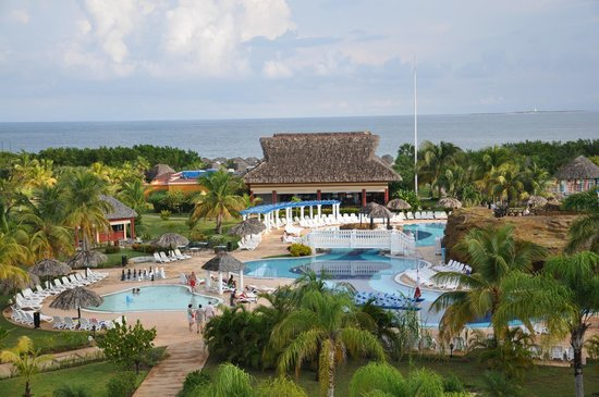 IBEROSTAR Laguna Azul : piscine