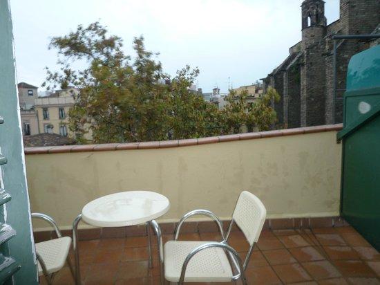 el Jardi: terrasse