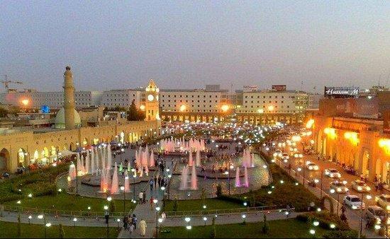 Delirious S Tourist Capital Clips 2014 Of Arbil The