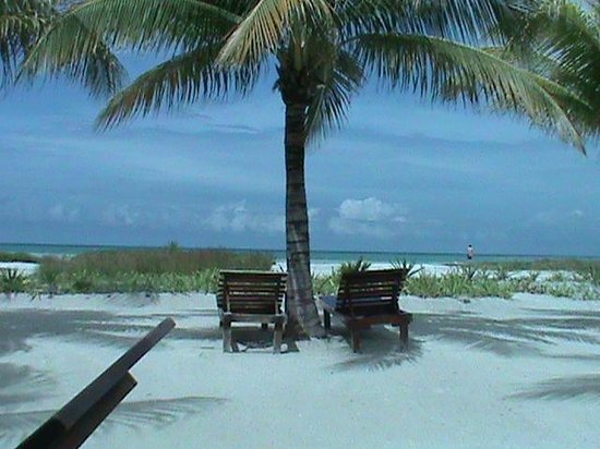 Villas HM Paraiso del Mar: la playa a unos metros de la habitacion