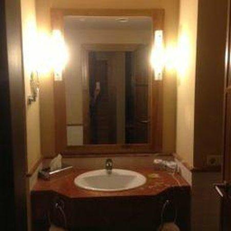 Hotel Fuerte el Rompido : Baño