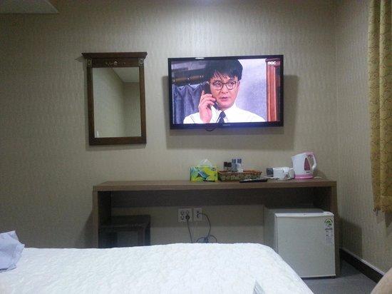 Benikea Hotel Flower: 部屋の風景