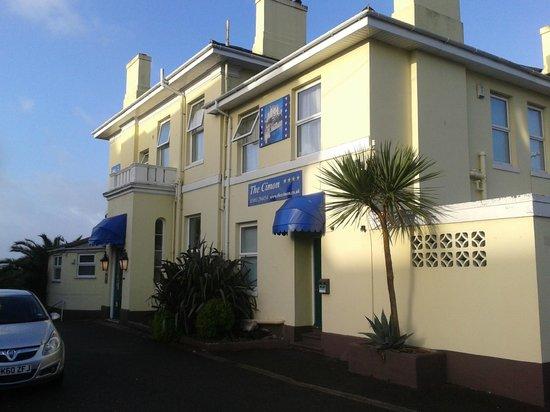 The Cimon : Hotel entrance