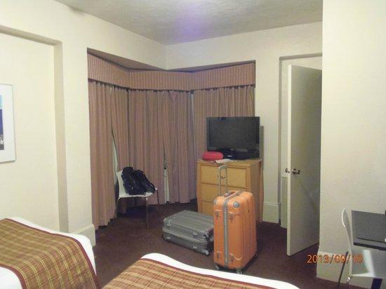 Grant Plaza Hotel: Hotel