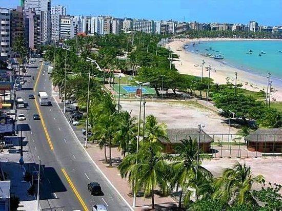 Best Western Premier Maceio: Vista do hotel Radisson- Macéio/Al
