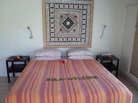 Musket Cove Island Resort: notre chambre