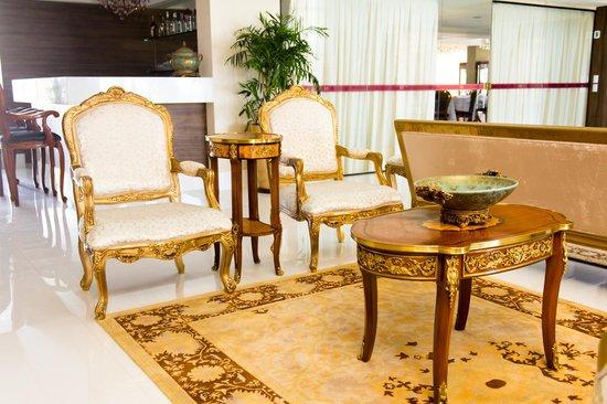 Best Western Premier Majestic Ponta Negra Beach: Recepção do lobby Majestic Natal