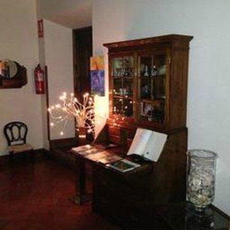 Hotel La Morada de Juan de Vargas: Zonas comunes