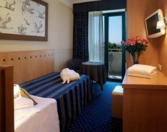 Hotel Sporting Rimini: Single Room